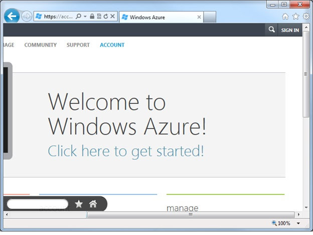 windows-azure-portal